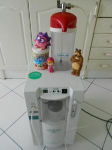 Аппарат для приготовления кислородных коктейлей 2012